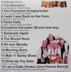 The Wurzels Live