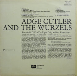 Adge Cutler & The Wurzels