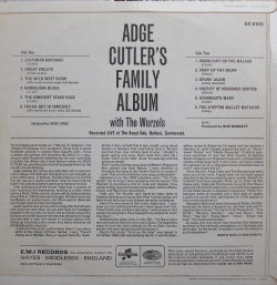 Adge Cutler's Family Album