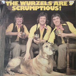 The Wurzels Are Scrumptious!