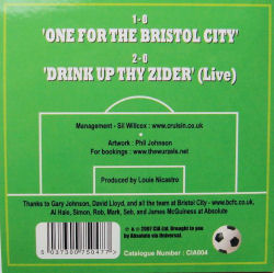 One For The Bristol City 2007